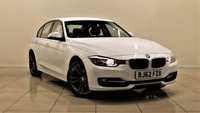 USED 2012 62 BMW 3 SERIES 2.0 320D SPORT 4d 184 BHP + 2 PREV OWNER FROM NEW + SERVICE HISTORY + USB + BLUETOOTH
