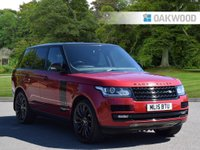 USED 2015 15 LAND ROVER RANGE ROVER 3.0 SDV6 HEV AUTOBIOGRAPHY 5d AUTO 292 BHP FINANCE AVAILABLE