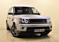 USED 2009 59 LAND ROVER RANGE ROVER SPORT 3.0 TDV6 HSE 5d AUTO 245 BHP + EXCELLENT CONDITION IN/OUT+