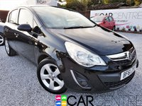 USED 2011 61 VAUXHALL CORSA 1.2 SXI A/C 5d 83 BHP FULL SERVICE HISTORY