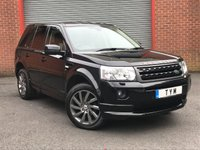 USED 2011 61 LAND ROVER FREELANDER 2.2 SD4 SPORT LE 5d AUTO 190 BHP LEATHER+SAT NAV+BLUETOOTH
