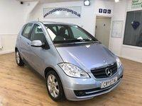 2010 MERCEDES-BENZ A CLASS 2.0 A160 CDI CLASSIC SE 5d AUTO 81 BHP £4795.00