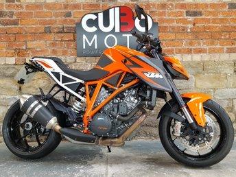 2014 KTM SUPERDUKE 1290 R £9190.00