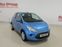 USED 2014 64 FORD KA 1.2 EDGE 3d 69 BHP