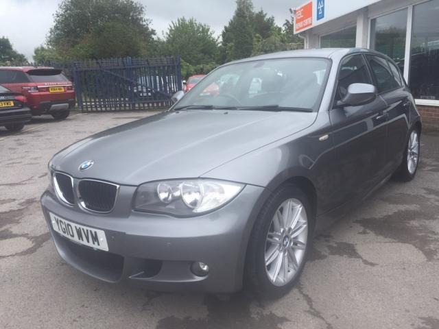 2010 10 BMW 1 SERIES 2.0 118d M Sport 5dr
