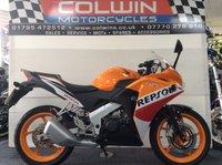 2016 HONDA CBR 125cc CBR 125 R-F  £2595.00