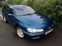 2002 PEUGEOT 406 2.0 RAPIER HDI 5d 89 BHP £1988.00