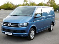 USED 2017 66 VOLKSWAGEN TRANSPORTER T6 T30 2.0TDI 150PS SWB DSG HIGHLINE T6 150PS Automatic Euro 6 with Satellite Navigation