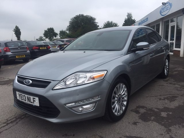2013 13 FORD MONDEO 2.0 TDCi ECO Zetec Business 5dr