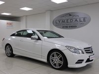 USED 2013 13 MERCEDES-BENZ E CLASS 2.1 E250 CDI BLUEEFFICIENCY S/S SPORT 2d AUTO 204 BHP Stunning - With A Magnificent Spec - Needs To Be Seen