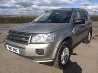 USED 2011 61 LAND ROVER FREELANDER 2.2 TD4 S 5dr **PAY NOTHING FOR 2 MONTHS**