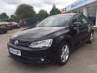 USED 2014 64 VOLKSWAGEN JETTA 2.0 TDI SE 4dr **PAY NOTHING FOR 2 MONTHS**