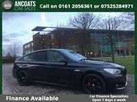 2012 BMW 5 SERIES 3.0 530D M SPORT GRAN TURISMO 5d AUTO 242 BHP £17795.00