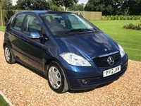 USED 2012 12 MERCEDES-BENZ A CLASS 2.0 A160 CDI BLUEEFFICIENCY CLASSIC SE 5d 82 BHP