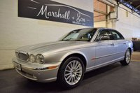 2003 JAGUAR XJ 3.0 V6 SE 4d AUTO 240 BHP £4799.00