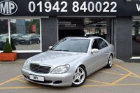USED 2005 55 MERCEDES-BENZ S CLASS 3.2 S320 CDI 4d 204 BHP