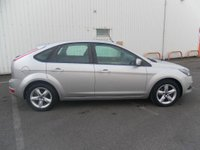 USED 2011 11 FORD FOCUS 1.8 ZETEC 5d 125 BHP