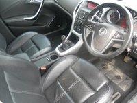 USED 2010 10 VAUXHALL ASTRA 1.7 SRI CDTI 5d 123 BHP