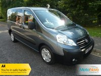 USED 2008 08 FIAT SCUDO 2.0 COMBI SWB 120 MULTIJET 5d 118 BHP VERY USEFUL FIAT SCUDO COMBI BUS WITH AIR CONDITIONING, FIVE SEATS, HUGE LUGGAGE SPACE AND SERVICE HISTORY