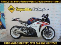 USED 2011 T HONDA CBR1000RR FIREBLADE  GOOD&BAD CREDIT ACCEPTED, OVER 500+ BIKES