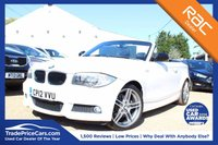 USED 2012 12 BMW 1 SERIES 2.0 118D SPORT PLUS EDITION 2d 141 BHP Bluetooth, parking aid & more