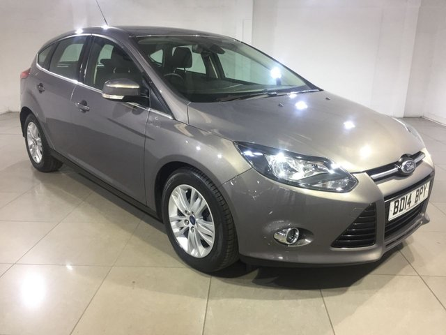 View our 2014 14 FORD FOCUS 1.6 TITANIUM NAVIGATOR TDCI 5d 113 BHP