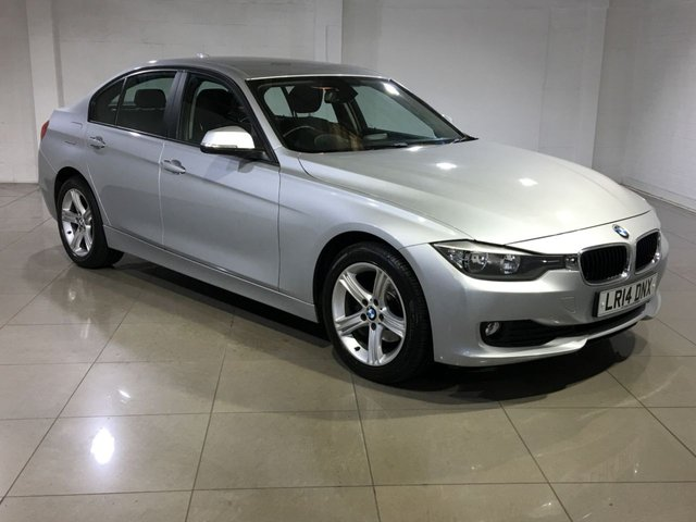 View our 2014 14 BMW 3 SERIES 1.6 316I SE 4d 135 BHP