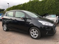 USED 2014 64 FORD B-MAX 1.6 TDCI ZETEC 5d 1 PRIVATE OWNER FROM NEW WITH LOW MILEAGE  NO DEPOSIT PCP/HP FINANCE ARRANGED, APPLY HERE NOW