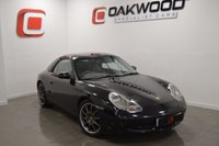 USED 2001 Y PORSCHE 911 MK 996 3.4 CARRERA CABRIOLET 2d 300 BHP *LOW MILES* 11 SERVICES FROM NEW
