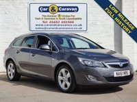 USED 2011 61 VAUXHALL ASTRA 2.0 SRI CDTI S/S 5d 163 BHP Full Service History Low Miles 0% Deposit Finance Available