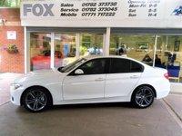USED 2012 62 BMW 3 SERIES 2.0 320D SPORT 4d 184 BHP BMW 3 SERIES 2.0 320D SPORT 4d 184 BHP