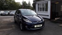USED 2011 11 FORD FIESTA 1.4 ZETEC 16V 5d AUTO 96 BHP NEED FINANCE? WE CAN HELP. WE STRIVE FOR 94% ACCEPTANCE