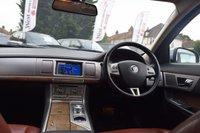 USED 2009 09 JAGUAR XF 4.2 S V8 4d AUTO 416 BHP