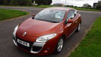 USED 2011 11 RENAULT MEGANE 1.5 DYNAMIQUE TOMTOM DCI ECO 3d 110 BHP Sat Nav,Alloys,Air Con,F.S.H,£20 Road Tax