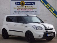 USED 2010 60 KIA SOUL 1.6 ECHO CRDI 5d 127 BHP Full Service History Bluetooth 0% Deposit Finance Available