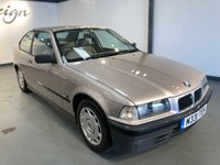 USED 1995 BMW 3 SERIES 1.6 316I COMPACT 3d 101 BHP