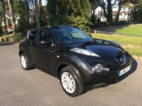 USED 2012 62 NISSAN JUKE 1.6 TEKNA 5d AUTO 117 BHP AUTOMATIC TOP SPEC WITH LOW MILES AND FSH