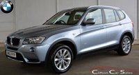 USED 2010 60 BMW X3 2.0d X-DRIVE SE 5 DOOR 6-SPEED 181 BHP Finance? No deposit required and decision in minutes.
