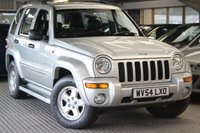 USED 2004 54 JEEP CHEROKEE 2.5 LIMITED CRD 5d 141 BHP