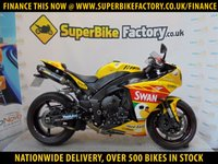 USED 2011 61 YAMAHA R1  GOOD & BAD CREDIT ACCEPTED, OVER 500+ BIKES