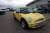2005 MINI HATCH ONE