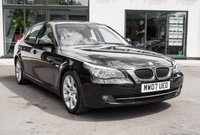 2007 BMW 5 SERIES 3.0 525D SE 4d 195 BHP £SOLD