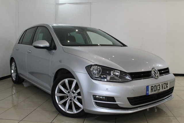 View our 2013 13 VOLKSWAGEN GOLF 2.0 GT TDI BLUEMOTION TECHNOLOGY 5DR 148 BHP