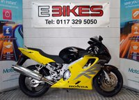 USED 2000 W HONDA CBR600F SUPER SPORTS 600c