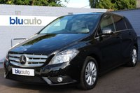 2012 MERCEDES-BENZ B 180 1.8 CDI BLUE EFFICIENCY SE AUTO  £12465.00