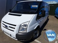 2010 FORD TRANSIT 2.2 300 LR 1d 85 BHP SOLD