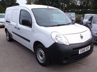 USED 2011 61 RENAULT KANGOO MAXI 1.5 LL DCI W/V 1d 85 BHP Drives superbly, Stunning example, Great fuel economy, Excellent service history, Factory fold away rear seats, NO VAT !!!!!