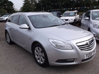 USED 2009 59 VAUXHALL INSIGNIA 2.0 SE NAV CDTI 5d 160 BHP ****Great Value economical reliable family estate car with excellent service history, Great spec, Drives superbly****