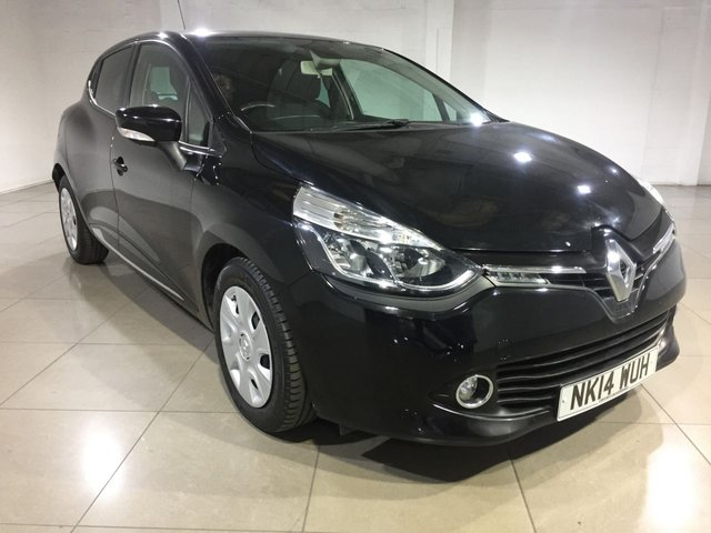 View our 2014 14 RENAULT CLIO 1.5 DYNAMIQUE MEDIANAV ENERGY DCI ECO2 S/S 5d 90 BHP
