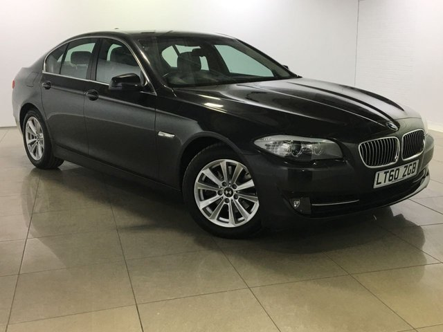 View our 2010 60 BMW 5 SERIES 2.0 520D SE 4d 181 BHP